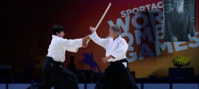 Aikido ist eine Kampfkunst aus Japan