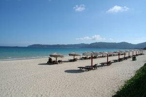 China Urlaub auf der Insel Hainan