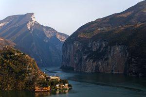 Flusskreuzfahrten China - Yangtse, Qutang-Schlucht