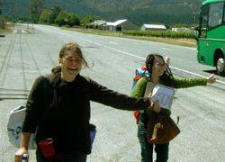 Backpacker China