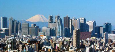 Tokio Fuji - Größte Stadt der Welt?
