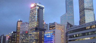 Hong Kong - Bester Finanzplatz der Welt