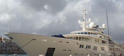 Reichste Deutsche - Symbol Yacht