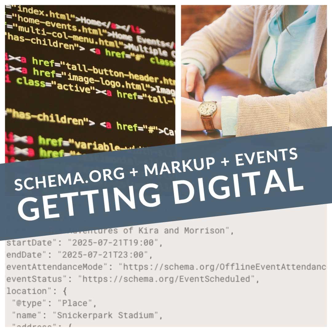 schema.org events COVID-19 markup