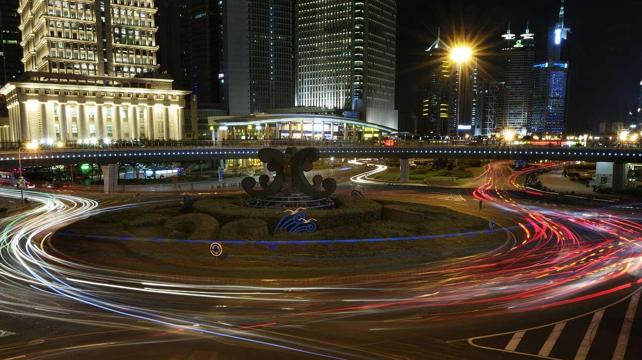 Flughafen Shanghai - Transport in die Stadt